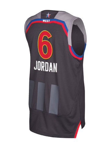 LA Clippers All-Star DeAndre Jordan Swingman Jersey