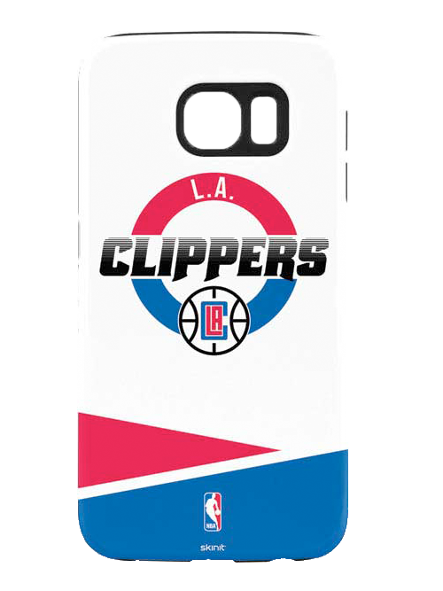 LA Clippers Split Pro Phone Case