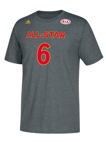 LA Clippers All-Star DeAndre Jordan Player T-shirt