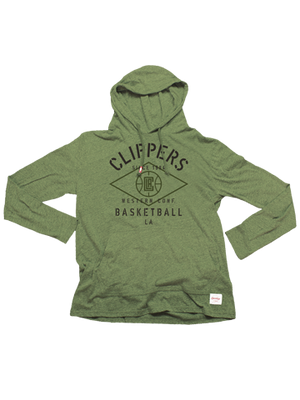 LA Clippers Military Alpha Rowan Sweatshirt