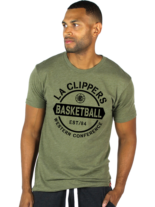 LA Clippers Comfy Green T-Shirt