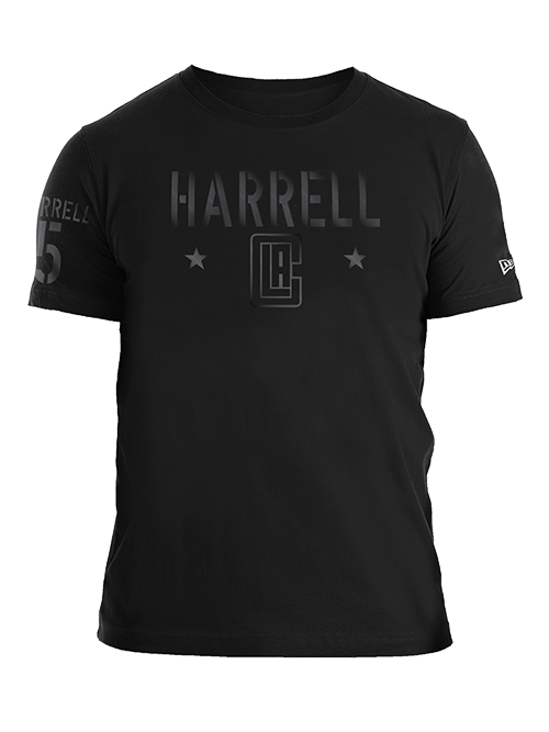 LA Clippers Montrezl Harrell Gloss Military T-Shirt