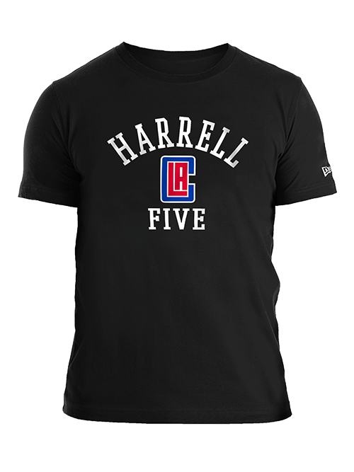 LA Clippers Harrell Jersey Number T-Shirt