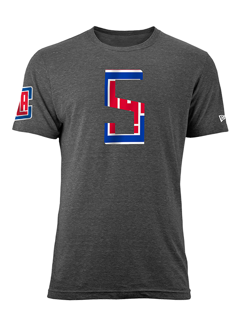 LA Clippers Montrezl Harrell Number Fill T-Shirt