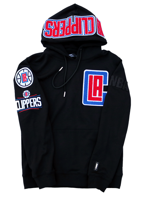LA Clippers Team Logo French Terry Hoodie