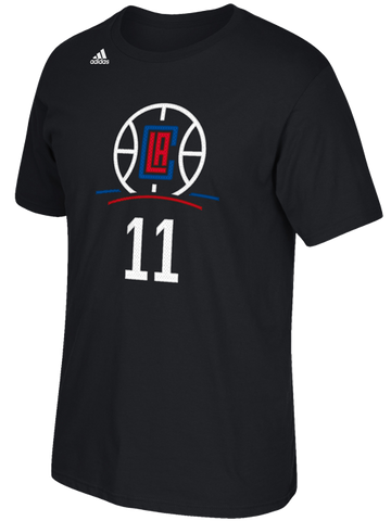 LA Clippers Authentic Pride Jamal Crawford Player T-Shirt