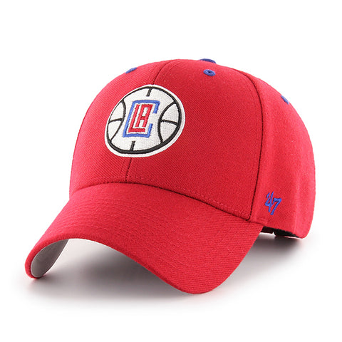 LA Clippers Ball Logo Clean Up Cap