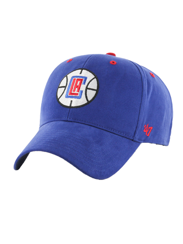 Los Angeles Clippers Fundamental 47 MVP Adjustable Cap - Royal