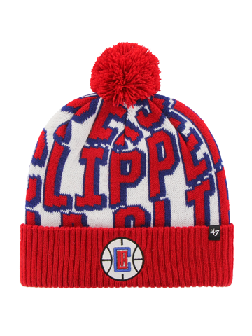 LA Clippers Jump Shot Cuff Knit