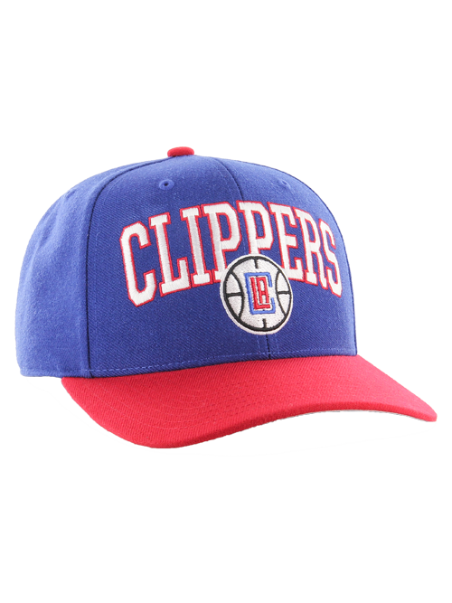 LA Clippers McCaw MVP Adjustable Cap