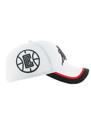 LA Clippers City Edition Solo Flex Cap - White