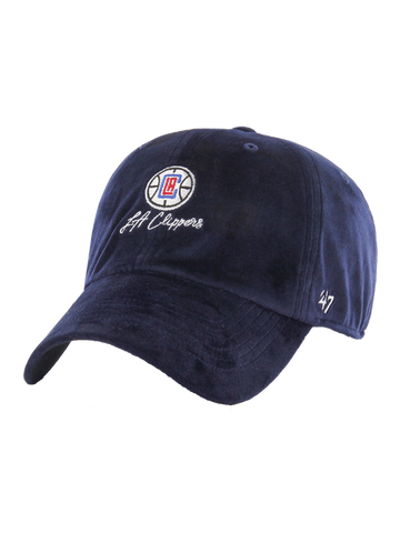 LA Clippers Women's Paris Clean Up Adjustable Cap