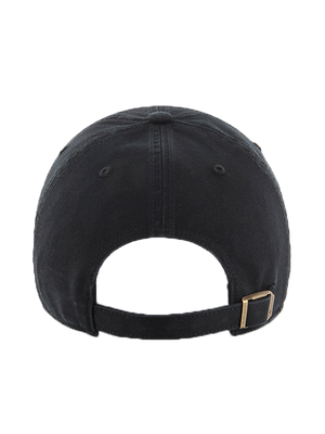 LA Clippers Black & White White Clean Up Cap