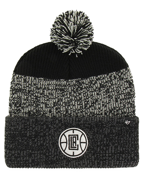 LA Clippers Static Knit Hat
