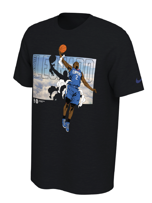 LA Clippers Kawhi Leonard Elevation Pack T-Shirt