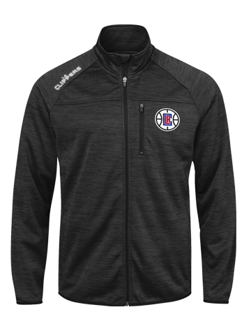 LA Clippers Mindset Transitional Track Jacket