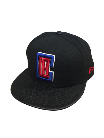 Los Angeles Clippers Pattern Performance Fit Cap