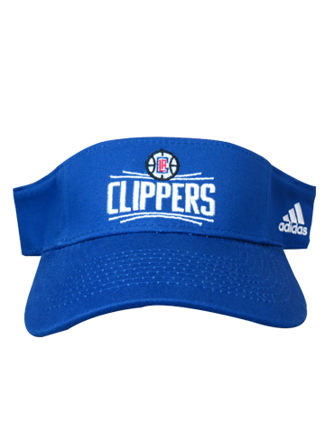 LA Clippers Primary Logo Visor