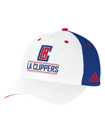 LA Clippers Logo Over City Adjustable Cap