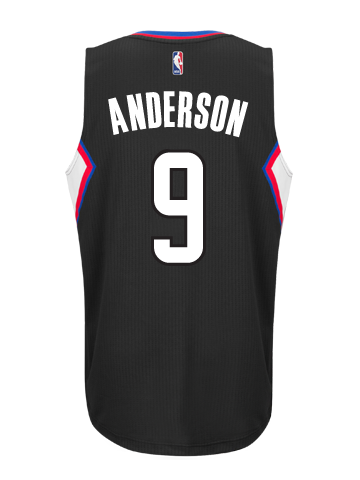 LA Clippers Alan Anderson Alternate Swingman Jersey