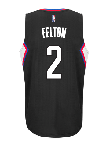Los Angeles Clippers Raymond Felton Pride Swingman Jersey