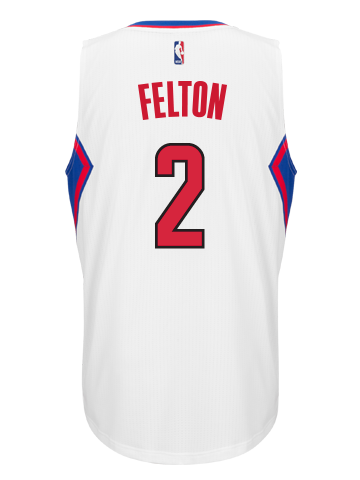 Los Angeles Clippers Raymond Felton Home Swingman Jersey