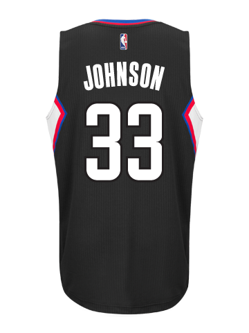 LA Clippers Wesley Johnson Alternate Swingman Jersey
