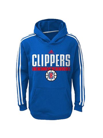 Los Angeles Clippers Youth Tip Off Playbook Hoodie