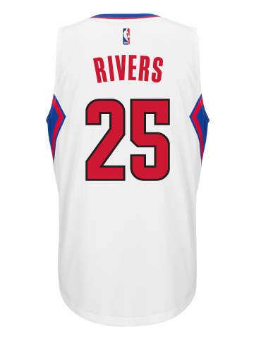 Los Angeles Clippers Austin Rivers Home Swingman Jersey