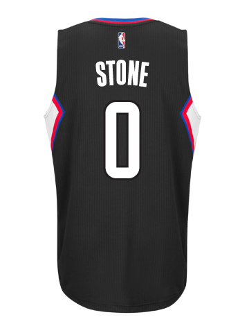 LA Clippers Diamond Stone Alternate Swingman Jersey