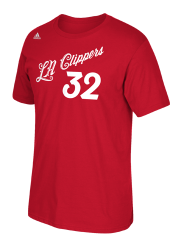 LA Clippers Blake Griffin Christmas T-Shirt