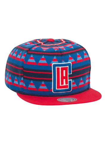Los Angeles Clippers Mixtec Snapback