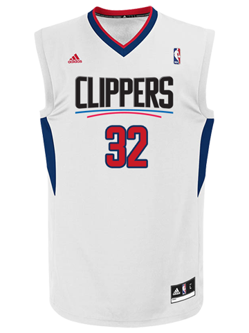LA Clippers Blake Griffin Home Replica Jersey