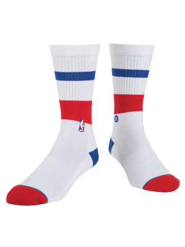 LA Clippers Stance Arena Core Socks