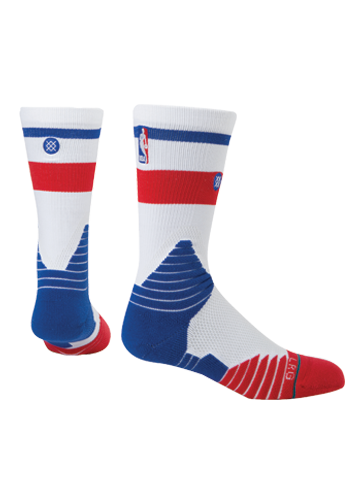 LA Clippers Stance Core Crew Socks