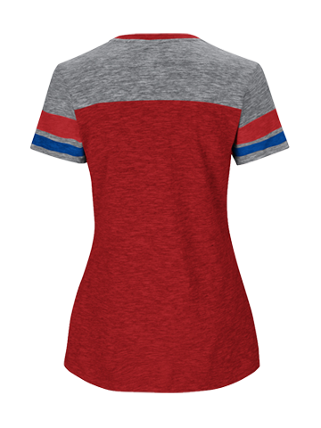 LA Clippers Womens All My Heart V Neck