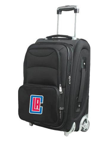 "LA Clippers 21"" Carry-On Rolling Luggage"