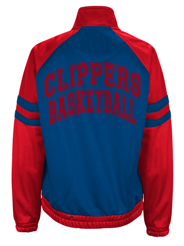 LA Clippers Women's Legend Track Jacket