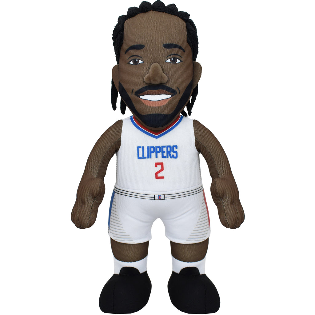 "LA Clippers Kawhi Leonard Association Edition Uniform 10"" Plush Figure"