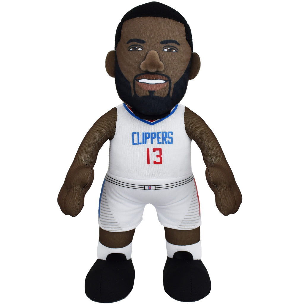 "LA Clippers Paul George Association Edition Uniform 10"" Plush Figure"