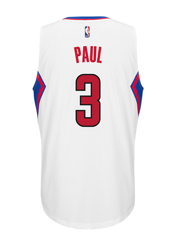 LA Clippers Chris Paul Home Swingman Jersey