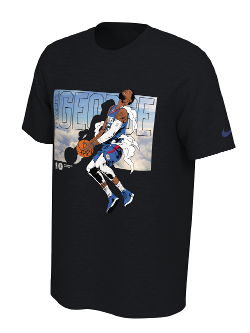 LA Clippers Paul George Elevation Pack T-Shirt