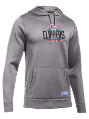 LA Clippers Team Armour Hoodie