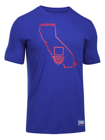 LA Clippers State Combine T-Shirt