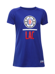 LA Clippers Girls Combine Lock Up T-Shirt