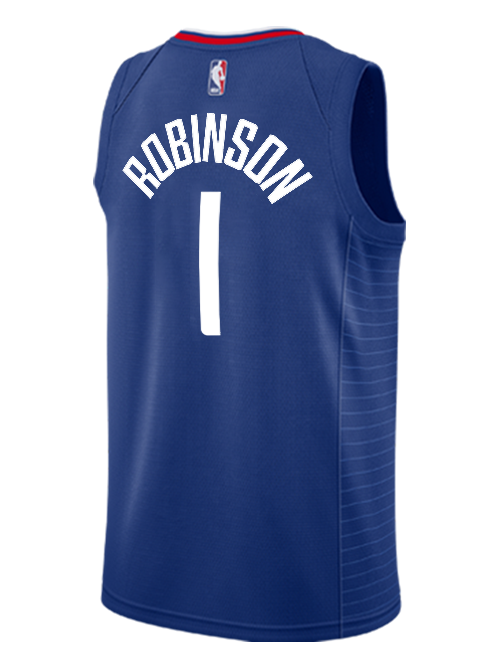 LA Clippers Jerome Robinson Icon Swingman Jersey