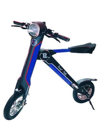 LA Clippers Scoot-E-Bike