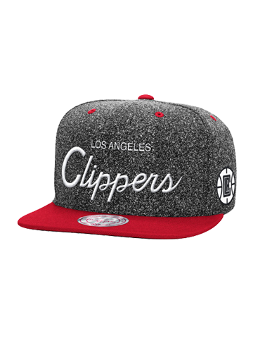 LA Clippers Static Snapback