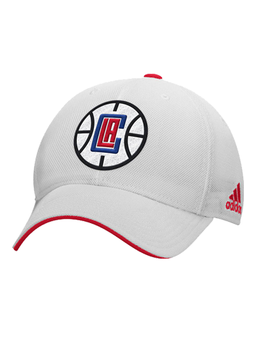 LA Clippers Authentic On Court Team Mesh Cap