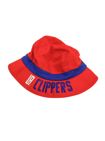 LA Clippers Youth Wordmark Bucket Cap